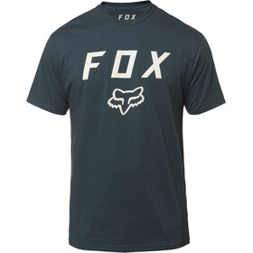 Fox Legacy Moth Basis SS Shirt Heren, navy